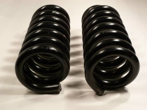 PR OF COIL SPRINGS