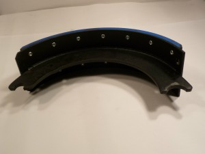 LINED BRAKE SHOE EXCHANG