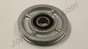 REAR PULLEY W/BRG