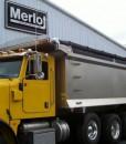 Merlot panel tarp system