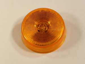 2.5 in  LED AMBER CLEARANCE